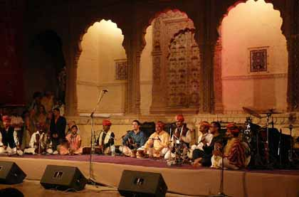 Rajasthan International Folk Festival (RIFF), Jodhpur