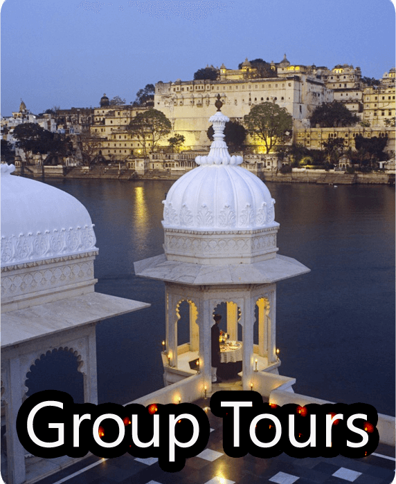 Udaipur Group Tours