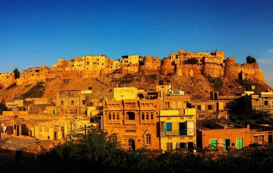 Jaisalmer Car Rental