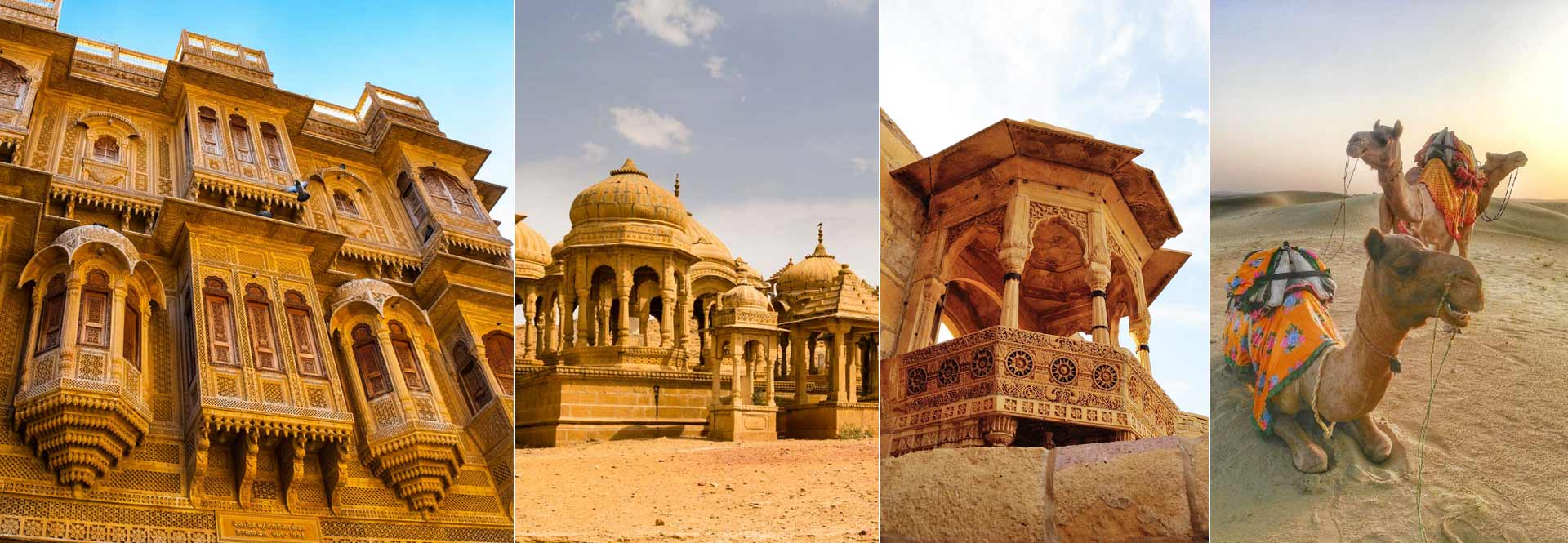 Jaisalmer Tour Package from Chennai