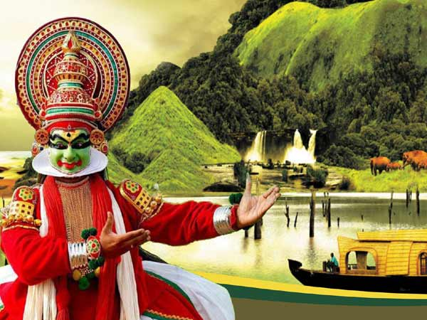 Famous Tourist Places in Kerala