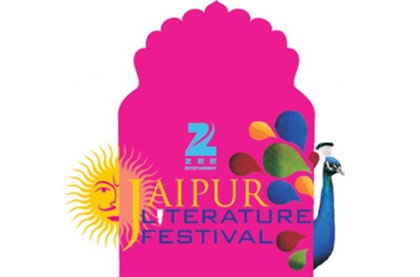 THE GREATEST SHOW ON LITERARY JAIPUR