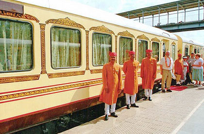 Rajasthan Luxury Trains Tour