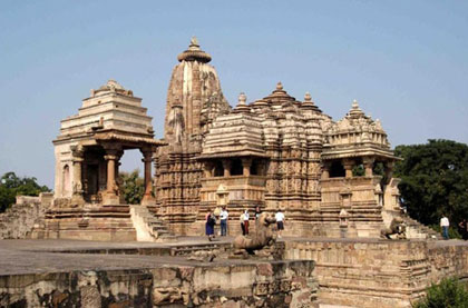 Parsvanath Temple in khajuraho