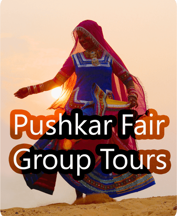 pushkar group tours