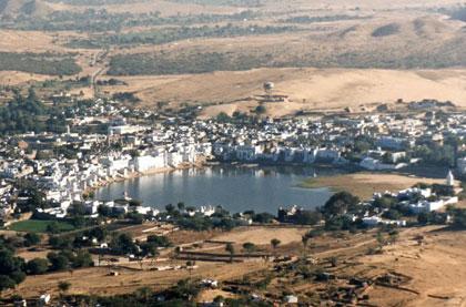 The Pushkar City