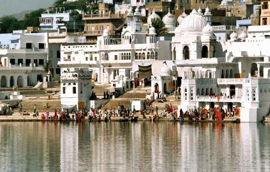 Golden triangle with Ganga Tour
