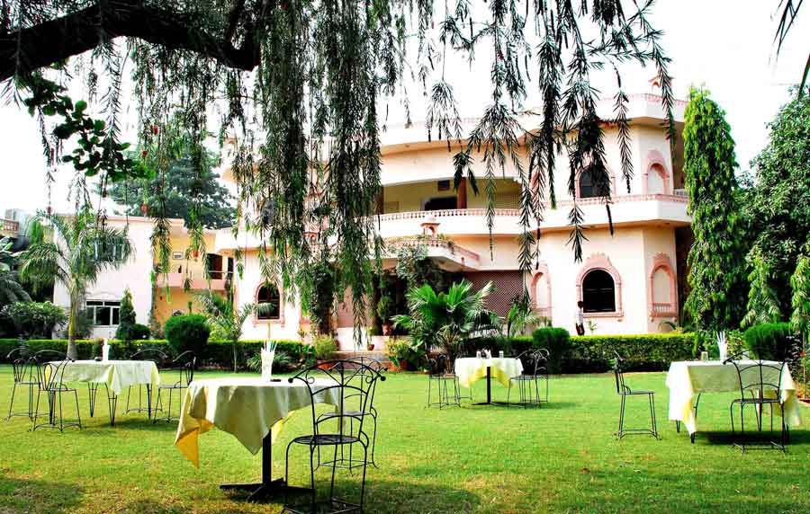 Raj Palace Resort Ranthambore