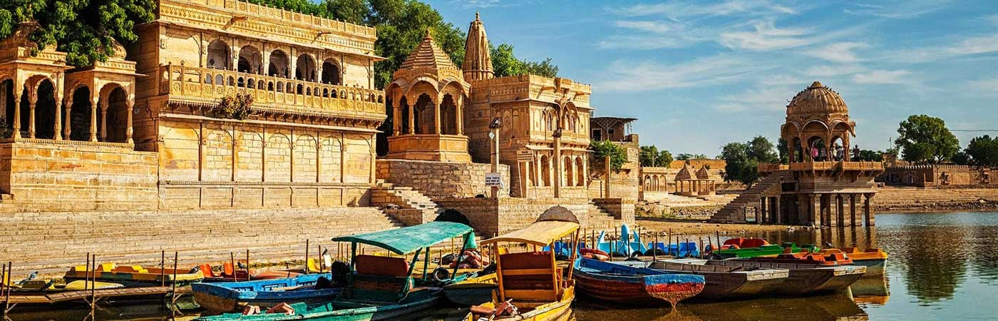 Rajasthan with North India
