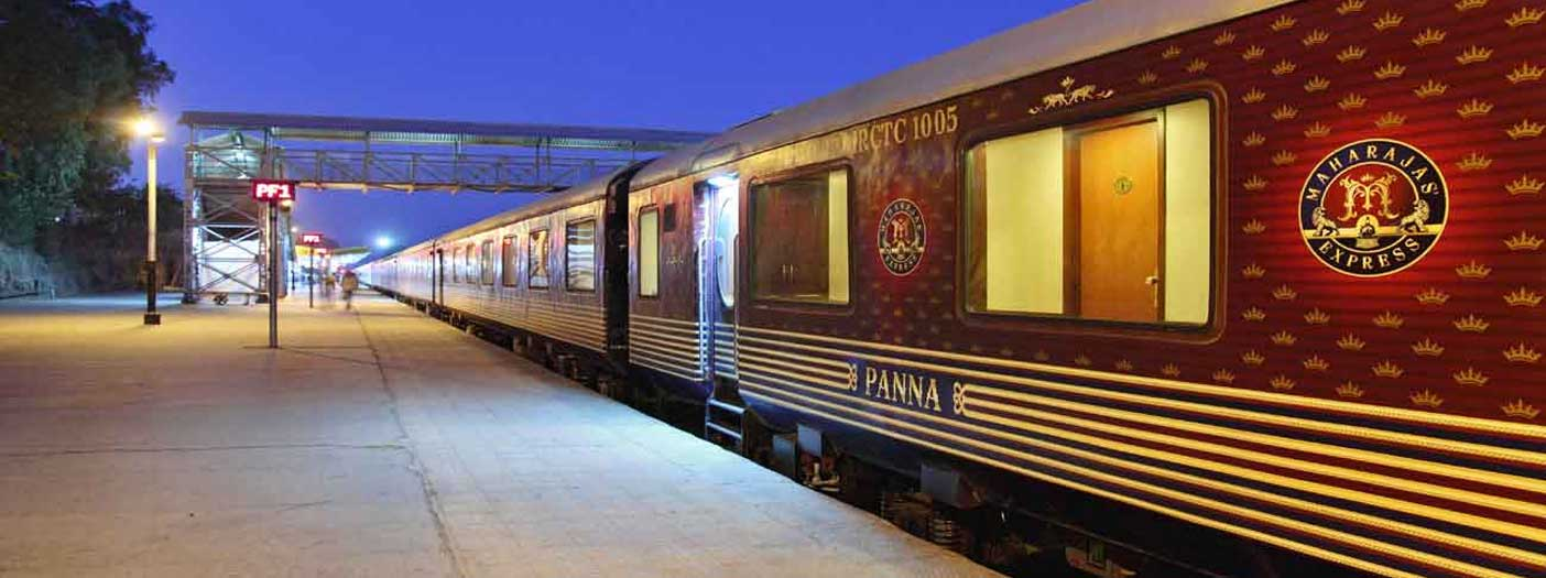 Rajasthan Luxury Train Tour Packages