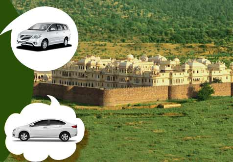 rajasthan sightseeing car hire