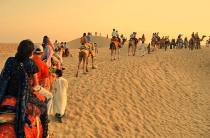 Short Escape to Jaisalmer
