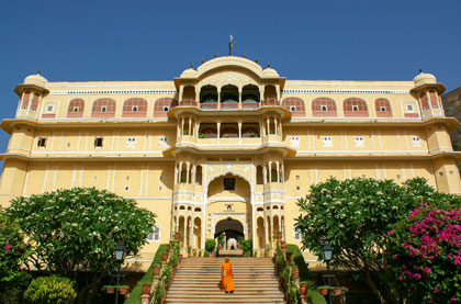 Rajasthan Special Palace Tour