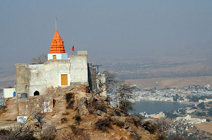 Savitri Temple Pushkar
