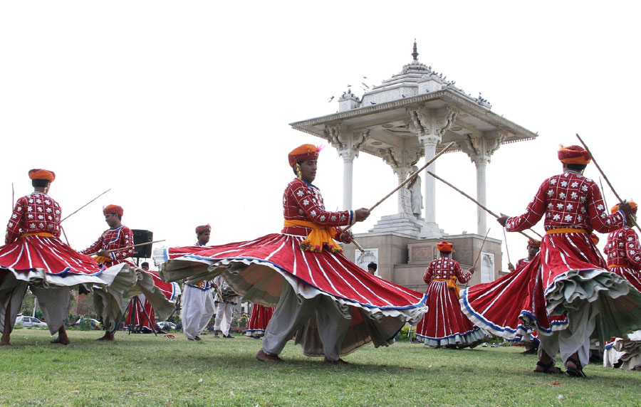 Summer Festival in Mount Abu