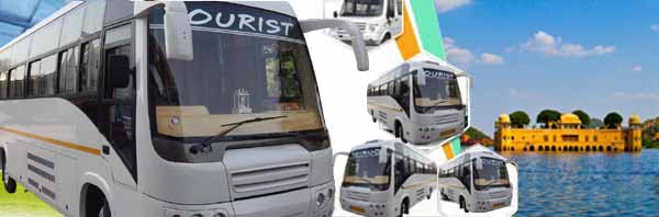 Rajasthan Bus Rental