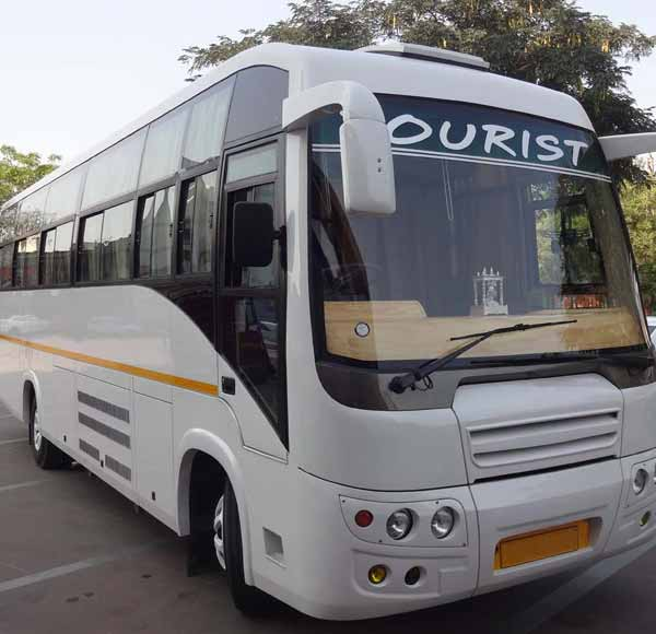 Bus Rental Rajasthan