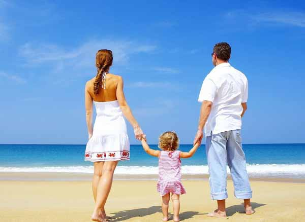 Family Holidays package India
