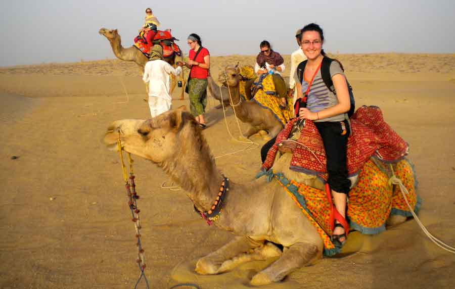 Jaisalmer full day city tour with Camel Safari