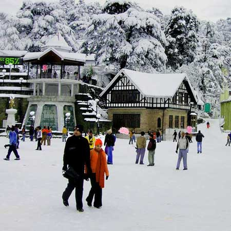 Shimla Summer Special Packages